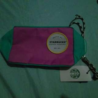 Starbucks pencil case