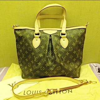 💯 Authentic Louis Vuitton Palermo PM