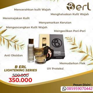 B ERL INTENSE LIGHTENING SERIES