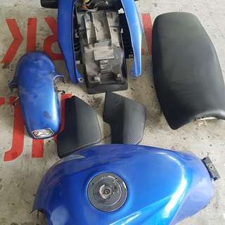 Honda Super4 Spec1 coverset