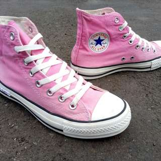 converse ct as pink
