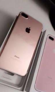 iPhone7 Plus Rose Gold (32gb)