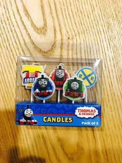 BM Thomas and Friends Party Candles