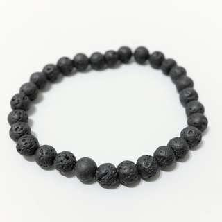 Lava Stone Bracelet (brand new)