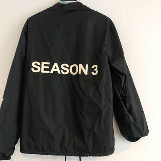 Season 3 YEEZY jacket