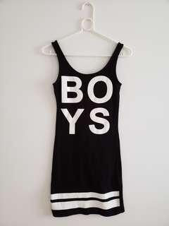 H&M boys dress