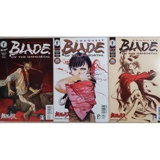 Blade of the Immortal (1996) - 7 comics