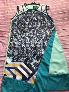 Plains and Prints Elison dress