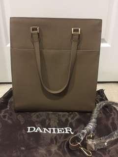 Danier leather purse