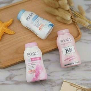 Pond's BB Magic Powder// BB Powder// Pinkish White Glow