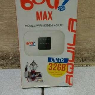 Bolt 4G lte,Ultra MAX wifi modem