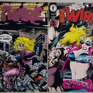 Barb Wire (1994) - 2 comics