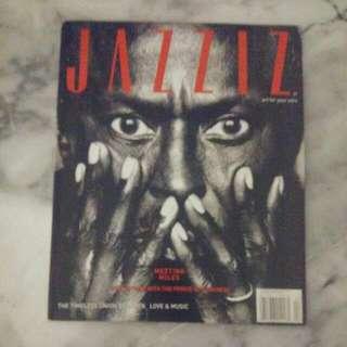 Jazziz Miles Davis Special Edition Magazine
