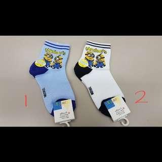 Socks - age 3 to 6