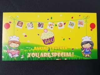 Kids Baking Workshop 50% off Voucher Genius R Us Kidz Can Bake City Square Mall, Liang Court