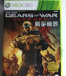 Gears of War Judgement - Xbox 360