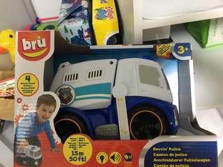 BNIB Bru toy car