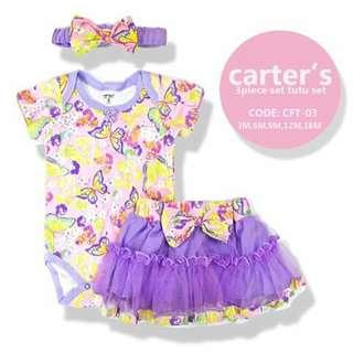 Baby Tutu Dress Set - CFT03