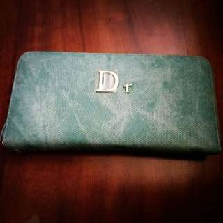 long Wallet  with strap