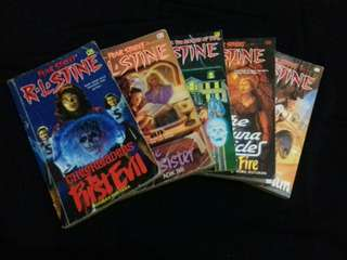 Classic novel R.L Stine