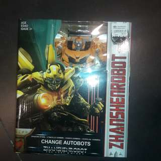 Transformers the last knight-wave 3 bumblebee