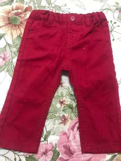 Pants -red