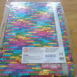 SMIGGLE Notes Book Flip oRI