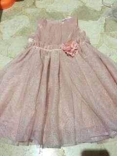 Dress anak h&m