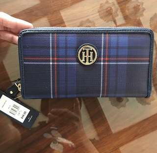 Tommy Hilfiger Wallet (Authentic)
