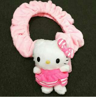 Cover stir hello Kitty