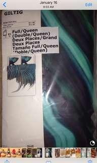 Ikea Queen Size Duvet Cover set
