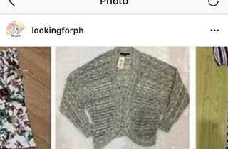 LOOKING FOR THIS EXACT CARDIGAN FROM F21