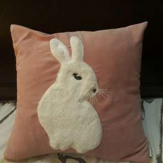 Mumuso Throw Pillow (Bunny)