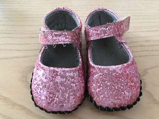 Pediped Baby Girl Shoes EU19