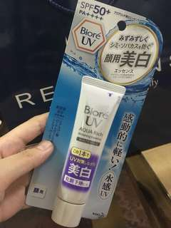 Biore UV Sunscreen