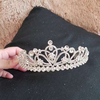 Wedding Crown 02 Mahkota Hari Pernikahan Spesial