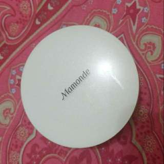 Mamonde Brightening Cover Powder Cushion shade 21n