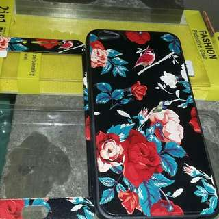 Phone case w/ tempered glass Oppo f1s