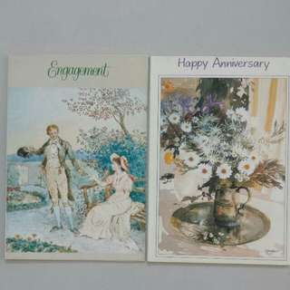 Brand New Greeting Card For Engagement (Wedding) OR Anniversary
