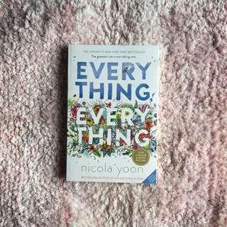 Everything, Everything – Nicola Yoon