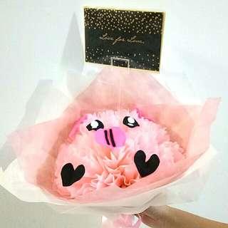 Graduation flower bouquette💐