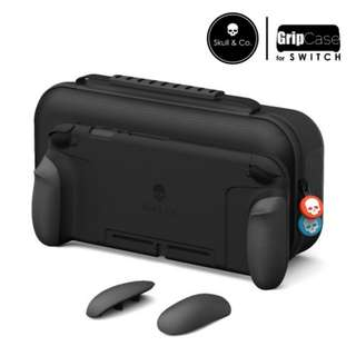 [NEW] Nintendo Switch Skull & CO Grip Case (Grey)