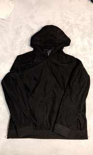 H&M side zipper anorak