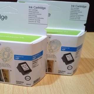 代用 HP 63 XL 墨盒 inkjet