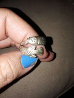 Arowana ring adjustable