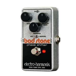 EHX Pedal Badstone Phase Shifter