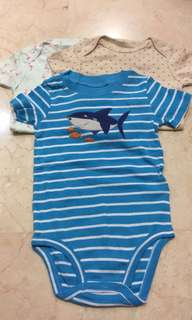 Bundle BN Carter's 24mth Romper