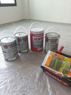 #Painting#Painter#Nippon#Paint Services