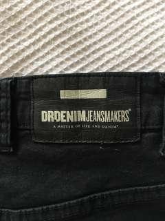 Size 25 Black Jeans