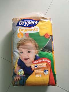 Drypants Size L